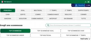 Serie A Sisal